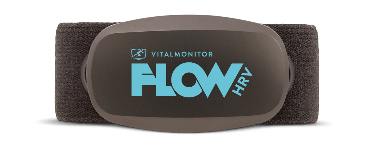 Vitalmonitor FLOW HRV transparent